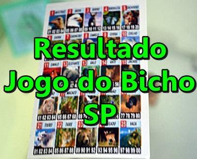 jogo do bicho sp resultado Jogo do Bicho SP   Resultado