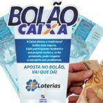 Bolão da CAIXA Resultado de Hoje